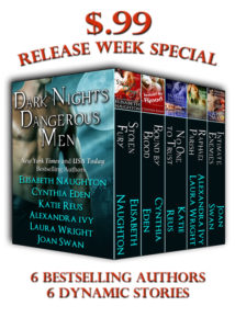 Dark Nights Dangerous Men Release Week